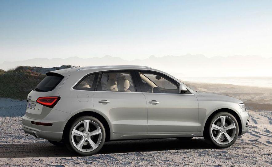2013 Audi Q5 3.0T Quattro - Slide 29
