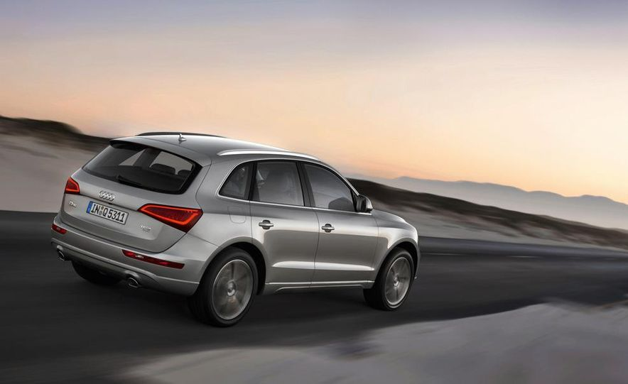 2013 Audi Q5 3.0T Quattro - Slide 37