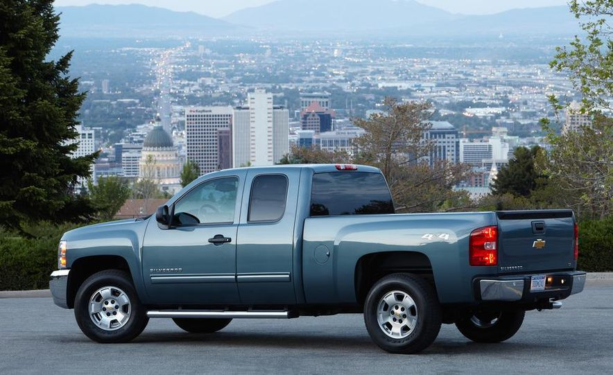 2014 Chevrolet Silverado (spy photo) - Slide 29