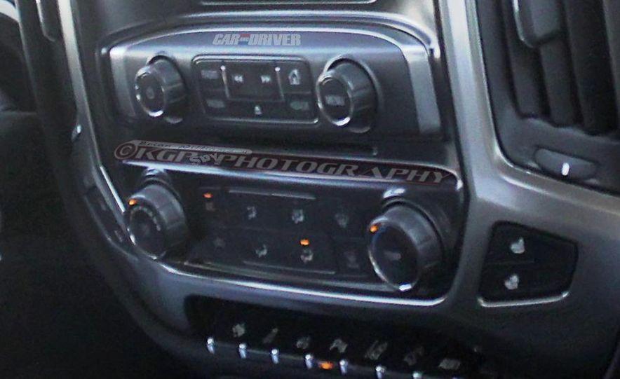2014 Chevrolet Silverado (spy photo) - Slide 9