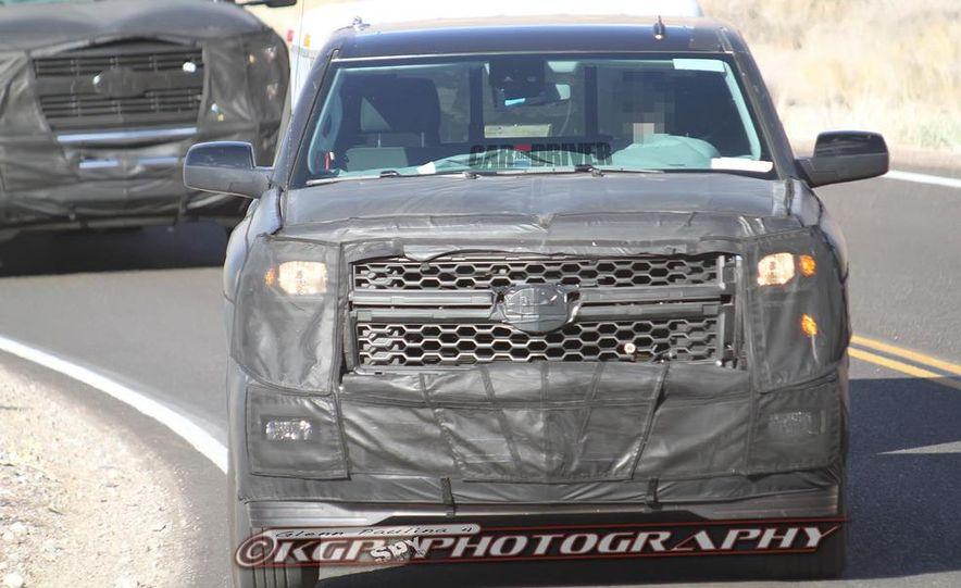 2014 Chevrolet Silverado (spy photo) - Slide 4