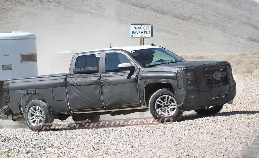 2014 Chevrolet Silverado (spy photo) - Slide 6