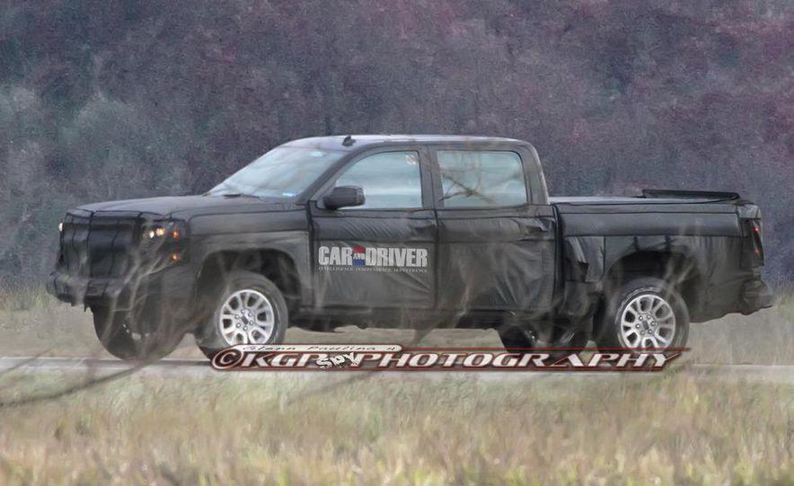 2014 Chevrolet Silverado (spy photo) - Slide 15