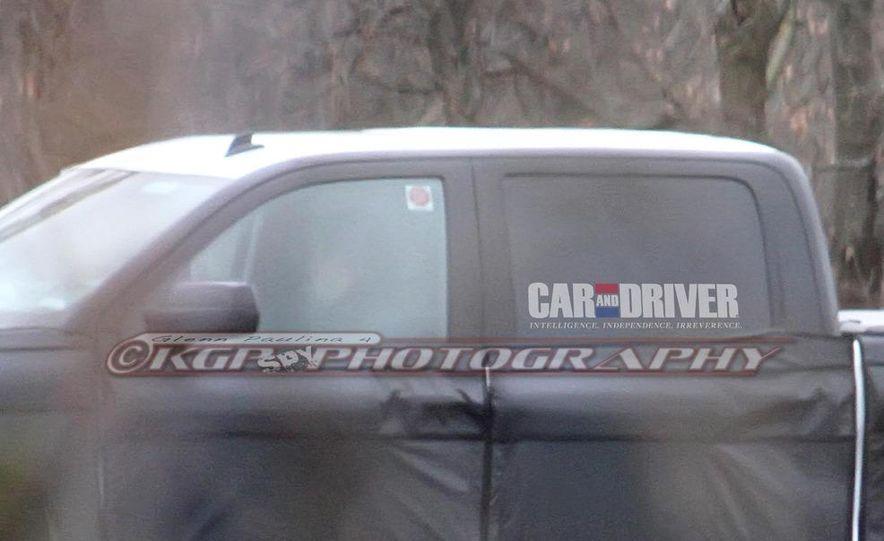 2014 Chevrolet Silverado (spy photo) - Slide 16