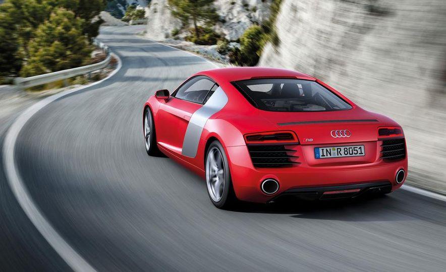 2013 Audi R8 - Slide 31