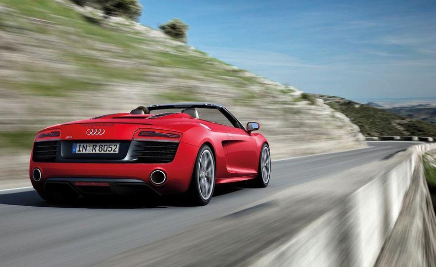 2013 Audi R8 - Slide 26