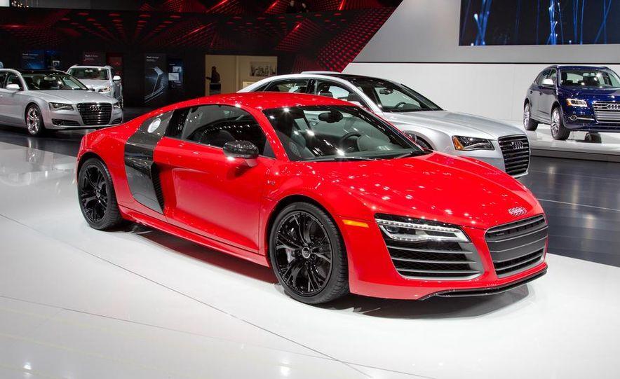 2013 Audi R8 - Slide 1