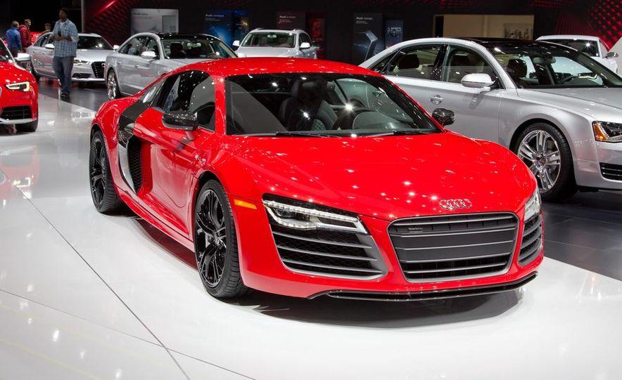 2013 Audi R8 - Slide 2