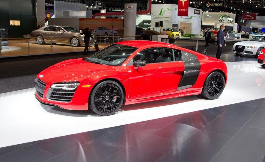 2013 Audi R8 - Slide 4