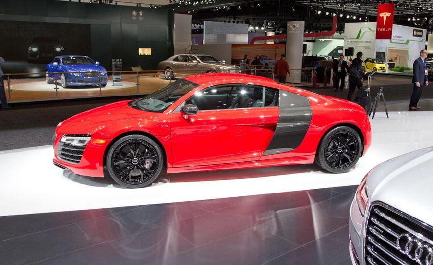 2013 Audi R8 - Slide 5