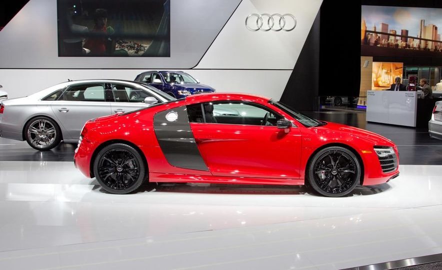 2013 Audi R8 - Slide 6