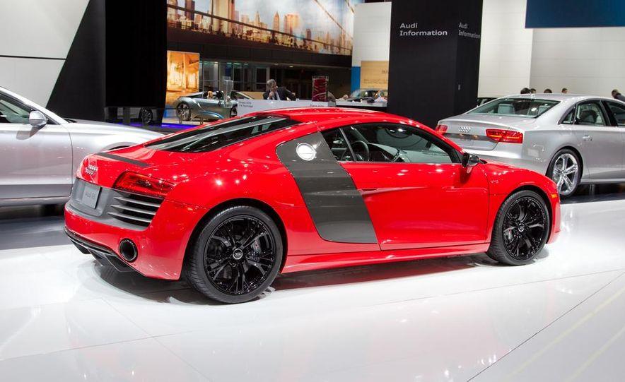 2013 Audi R8 - Slide 8
