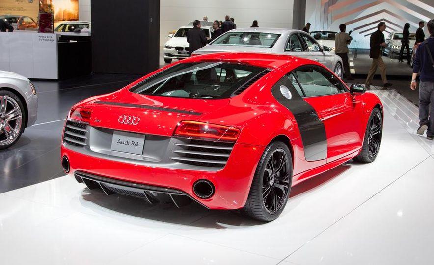 2013 Audi R8 - Slide 10