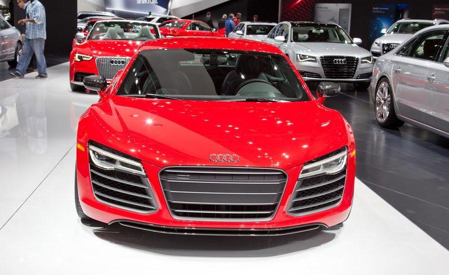 2013 Audi R8 - Slide 13