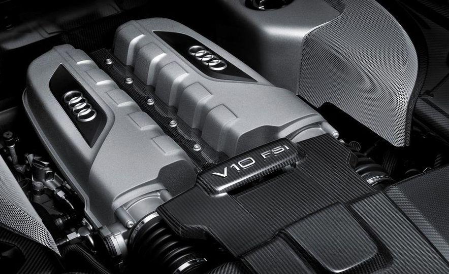 2013 Audi R8 - Slide 20