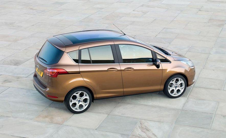 2013 Ford B-Max - Slide 8