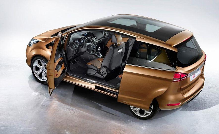 2013 Ford B-Max - Slide 13