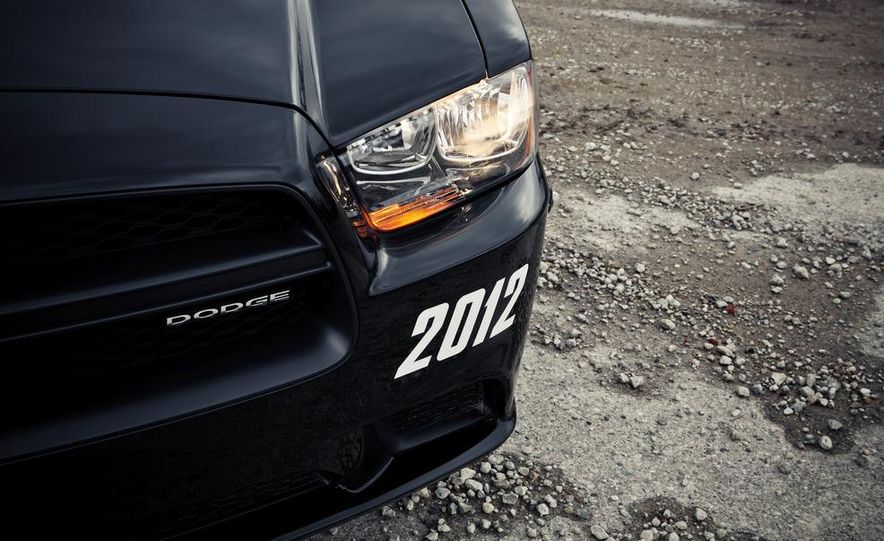 2012 Dodge Charger Pursuit Police Package - Slide 21