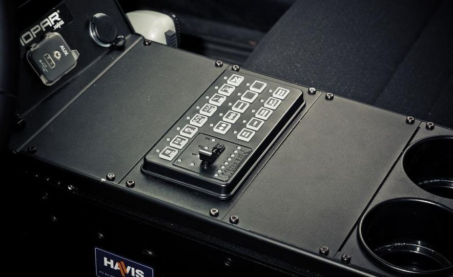 2012 Dodge Charger Pursuit Police Package - Slide 28