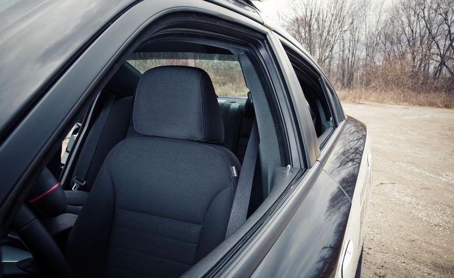 2012 Dodge Charger Pursuit Police Package - Slide 26