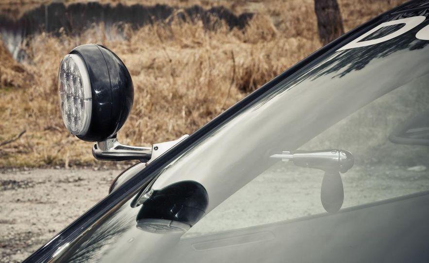 2012 Dodge Charger Pursuit Police Package - Slide 17