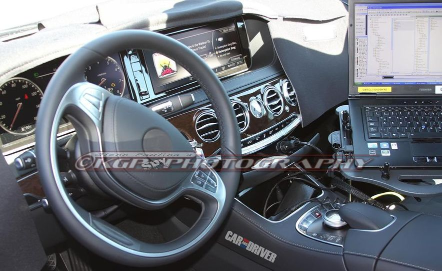2014 Mercedes-Benz S-class - Slide 25