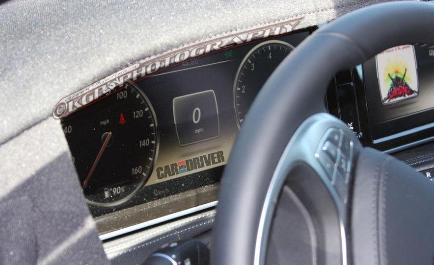 2014 Mercedes-Benz S-class - Slide 27