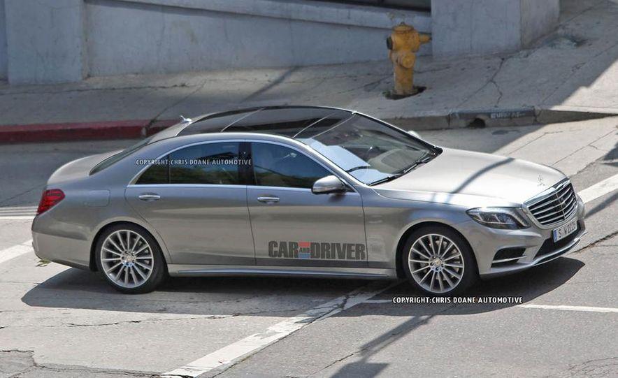 2014 Mercedes-Benz S-class - Slide 2