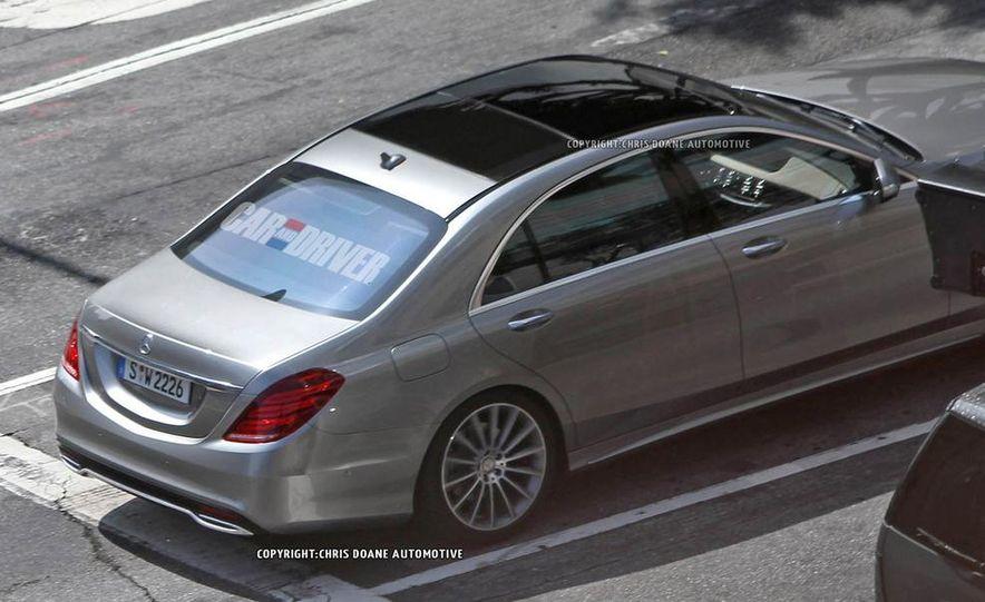 2014 Mercedes-Benz S-class - Slide 9