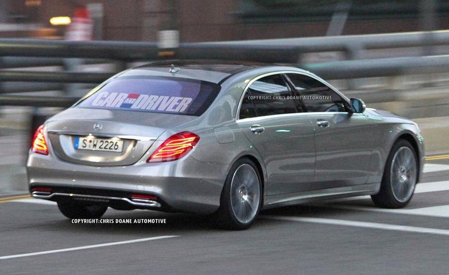 2014 Mercedes-Benz S-class - Slide 10