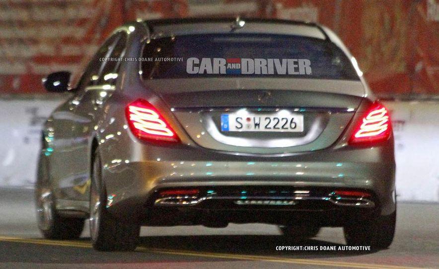 2014 Mercedes-Benz S-class - Slide 11