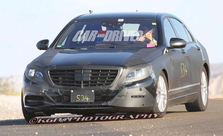 2014 Mercedes-Benz S-class - Slide 22