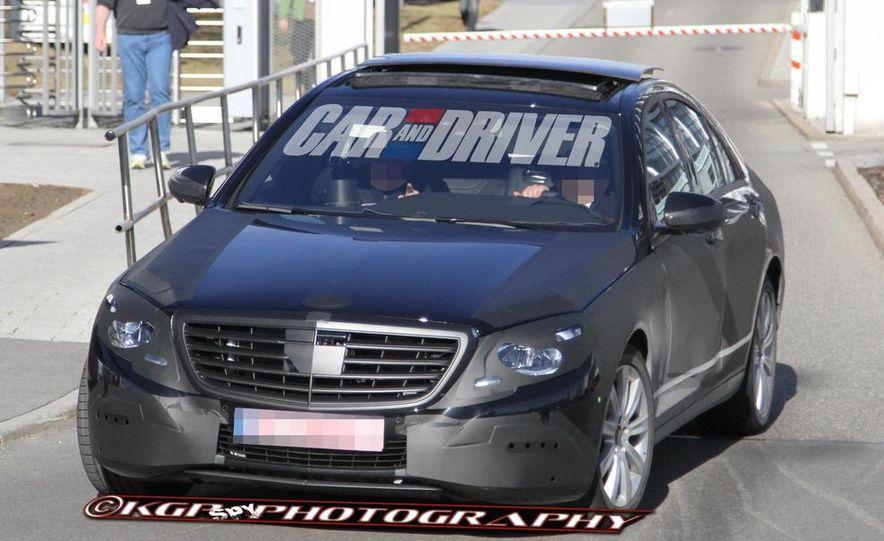 2014 Mercedes-Benz S-class - Slide 31