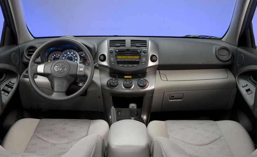2013 Toyota RAV4 (artist's rendering) - Slide 19