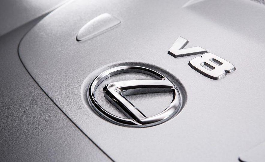 2013 Lexus LS460 - Slide 44