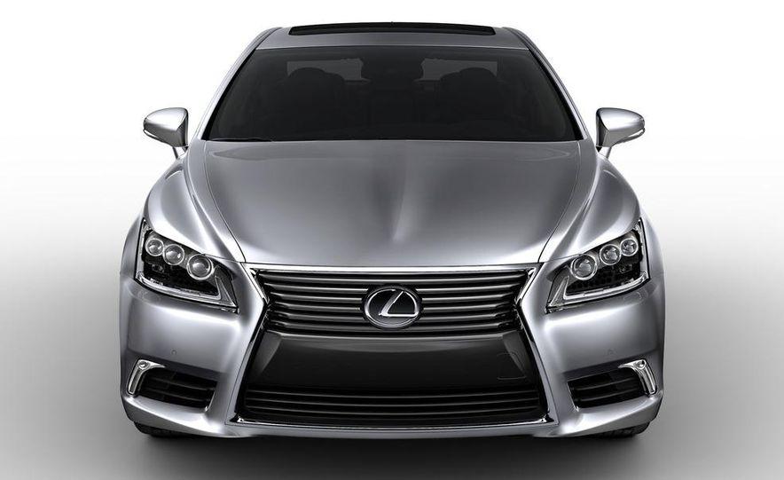 2013 Lexus LS460 - Slide 45