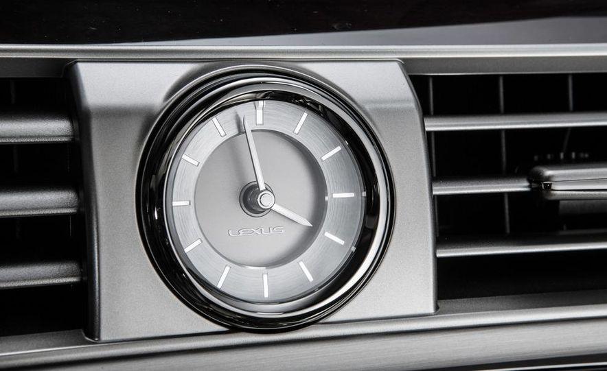 2013 Lexus LS460 - Slide 38
