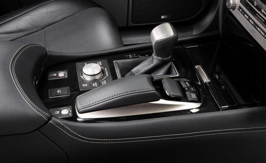 2013 Lexus LS460 - Slide 86