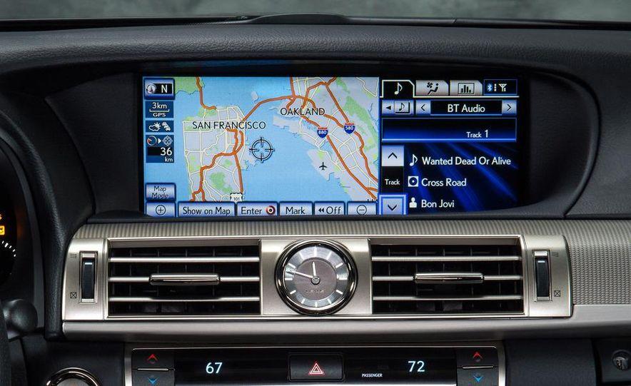 2013 Lexus LS460 - Slide 90
