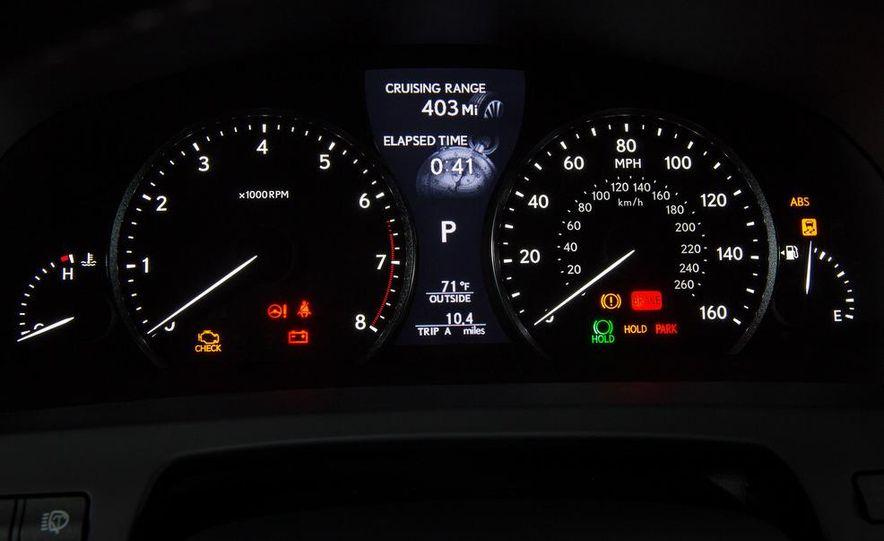 2013 Lexus LS460 - Slide 89