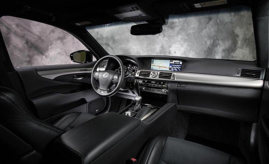 2013 Lexus LS460 - Slide 77