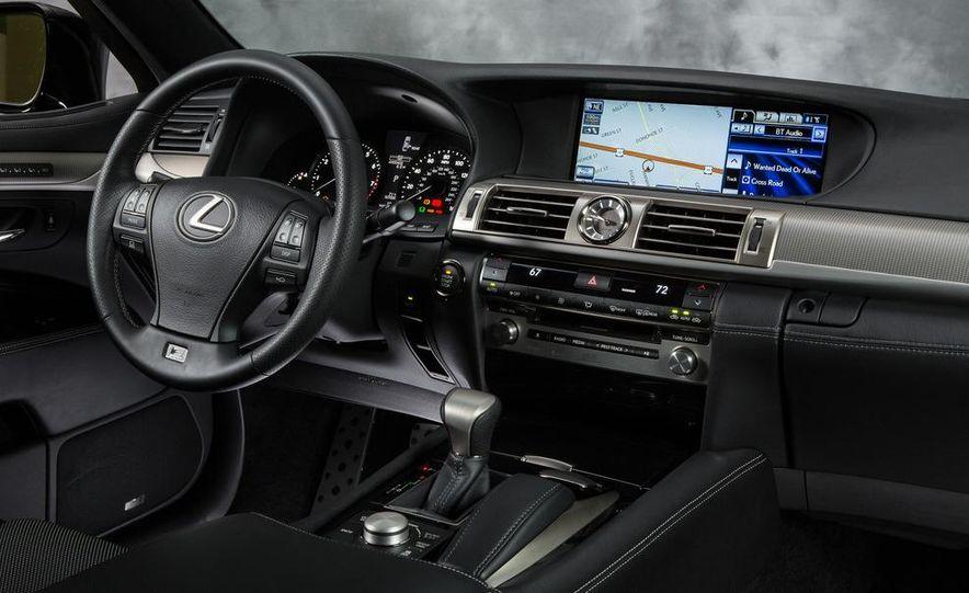 2013 Lexus LS460 - Slide 78