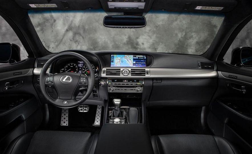 2013 Lexus LS460 - Slide 79