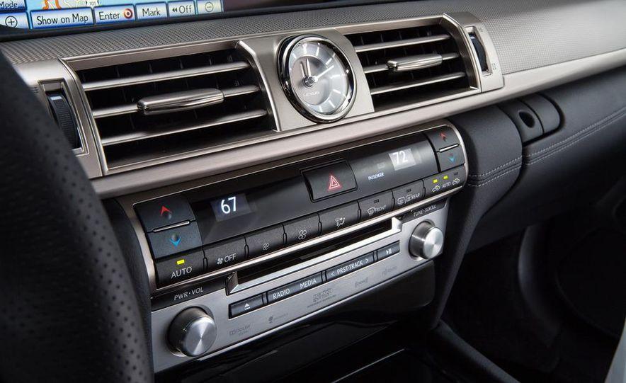 2013 Lexus LS460 - Slide 82