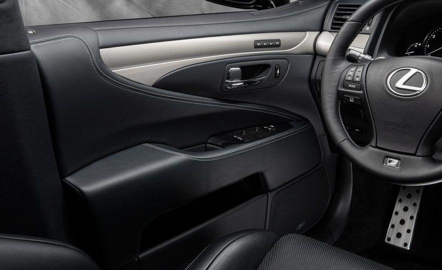 2013 Lexus LS460 - Slide 83