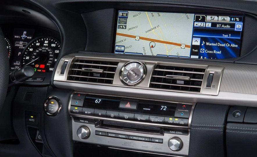2013 Lexus LS460 - Slide 91