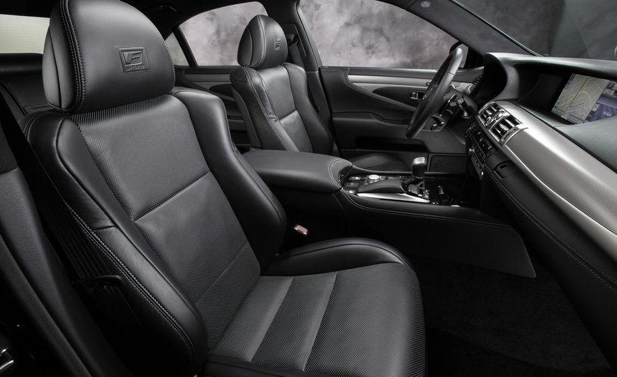2013 Lexus LS460 - Slide 94