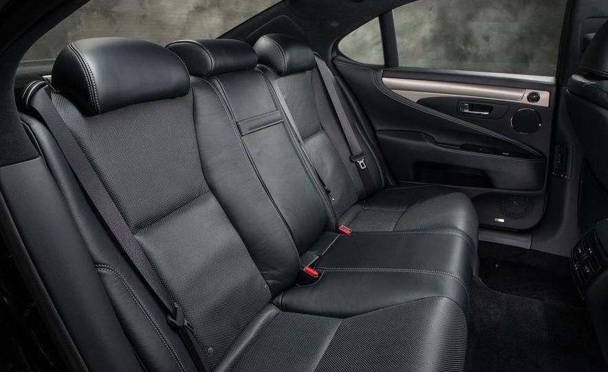 2013 Lexus LS460 - Slide 97