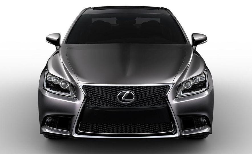 2013 Lexus LS460 - Slide 101