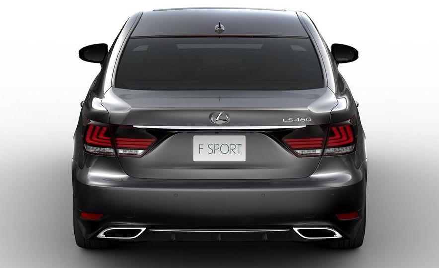 2013 Lexus LS460 - Slide 103